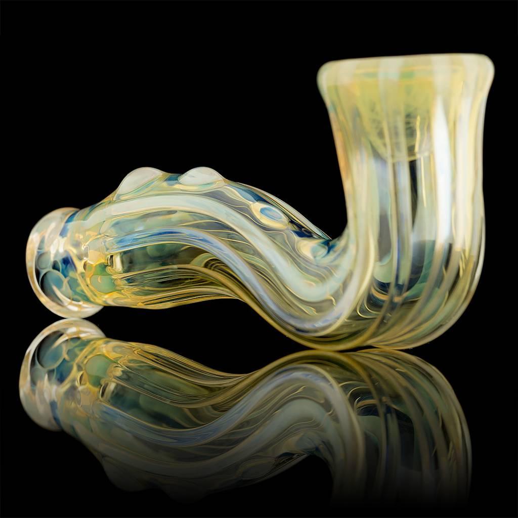 Jonathan Gietl SOLD Jonathan Gietl Minute Pipe Snodgrass Family Glass