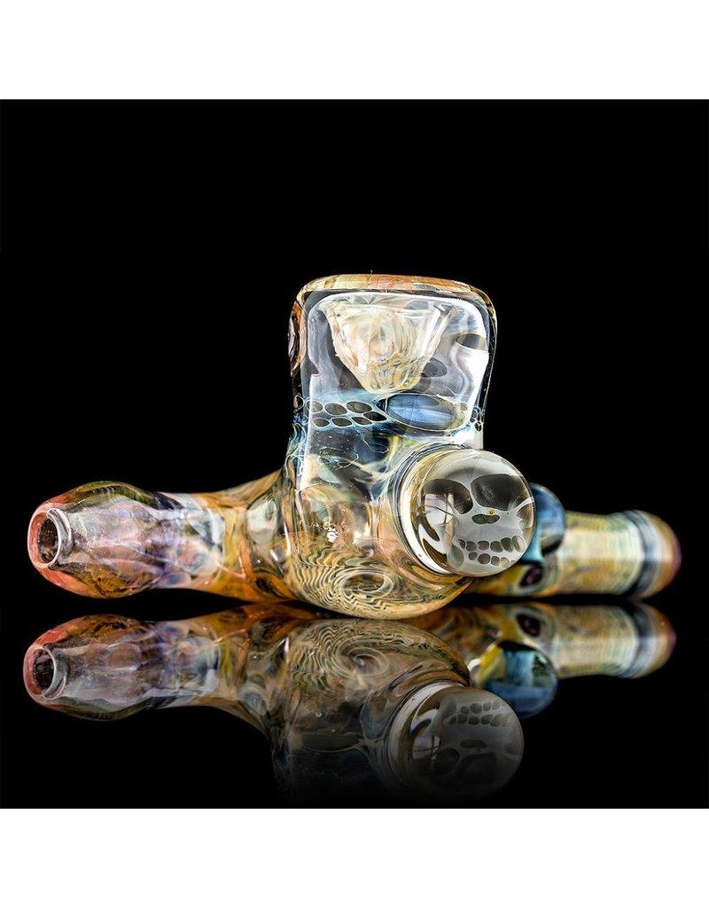 Bob Snodgrass Bob Snodgrass x Chemdog  Sidecar Snodgrass Family Glass