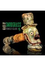 "Witch DR 4 inch Bob Snodgrass ""Mr Happy"" Sticker"
