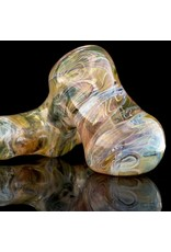 Brad Tenner Brad Tenner Large Sidecar Peace Pipe Snodgrass Family Glass