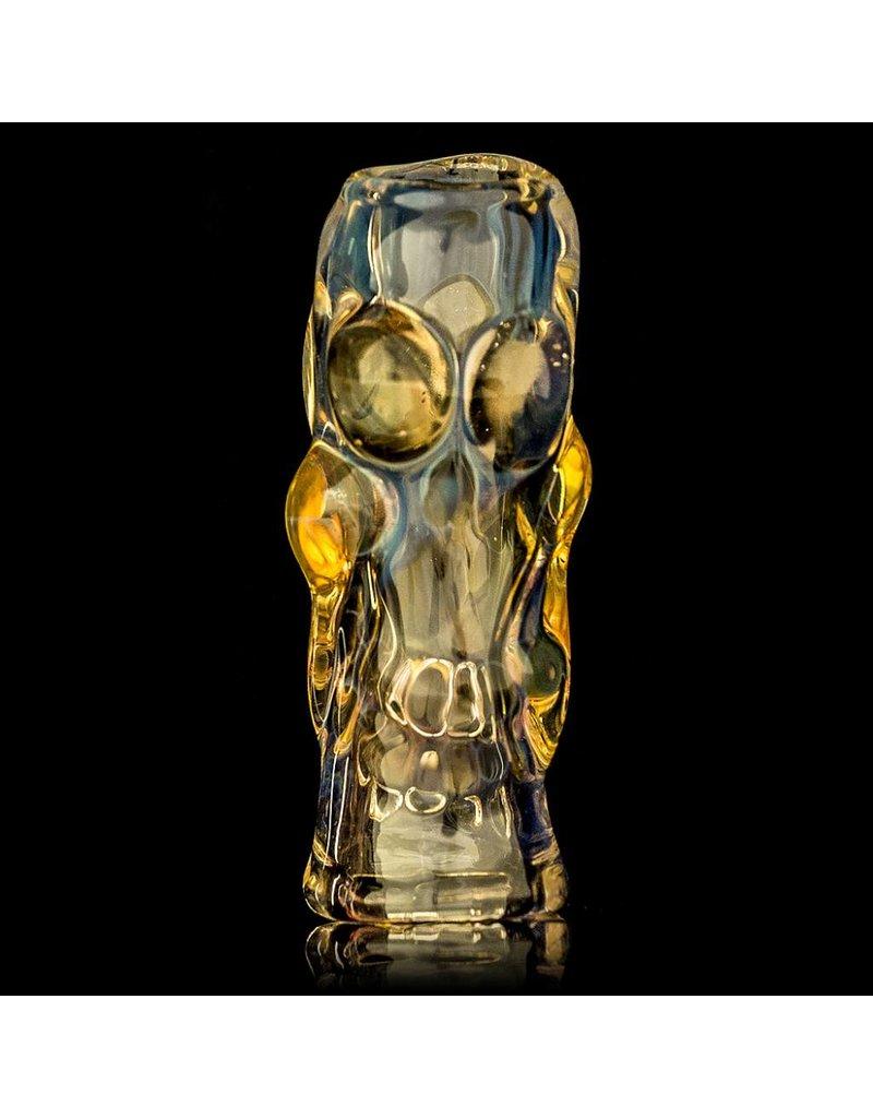 Bob Snodgrass Bob Snodgrass Skull Bead (A) Snodgrass Family Glass