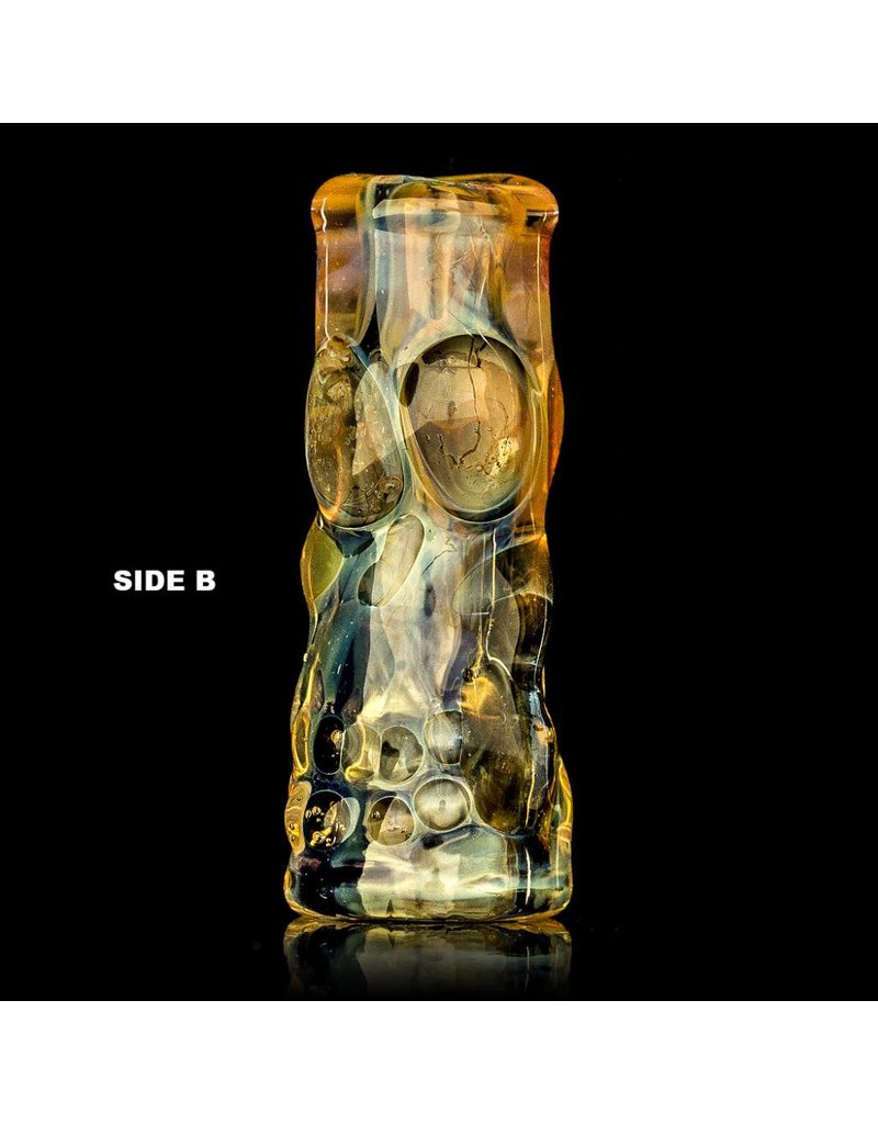 Bob Snodgrass Bob Snodgrass Skull Bead (E) Snodgrass Family Glass