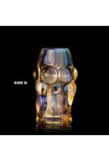 Bob Snodgrass SOLD Bob Snodgrass Skull Bead (F) Snodgrass Family Glass