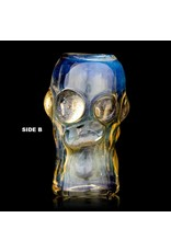 Bob Snodgrass Bob Snodgrass Skull Bead (G) Snodgrass Family Glass