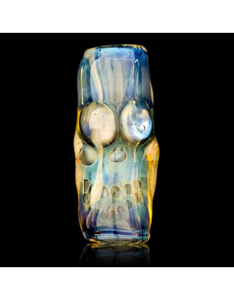 Bob Snodgrass Bob Snodgrass Skull Bead (I) Snodgrass Family Glass