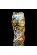 Bob Snodgrass Bob Snodgrass Skull Bead (J) Snodgrass Family Glass
