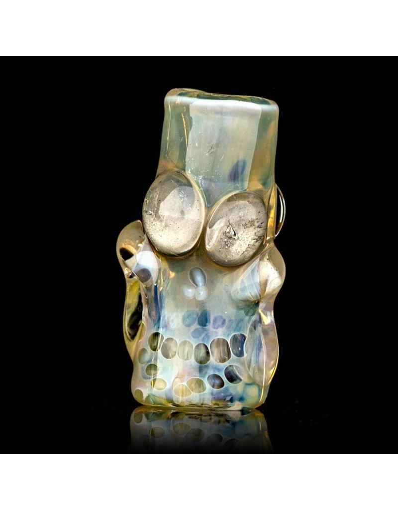 Bob Snodgrass Bob Snodgrass Skull Bead (K) Snodgrass Family Glass