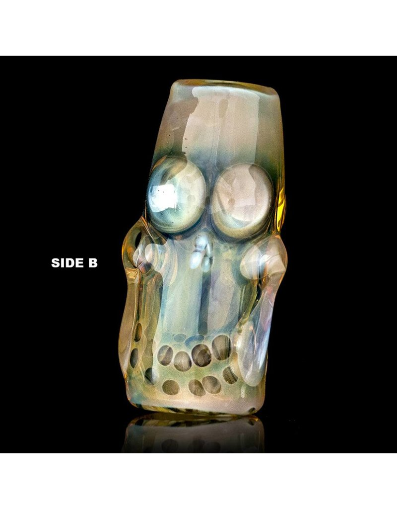 Bob Snodgrass Bob Snodgrass Skull Bead (N) Snodgrass Family Glass