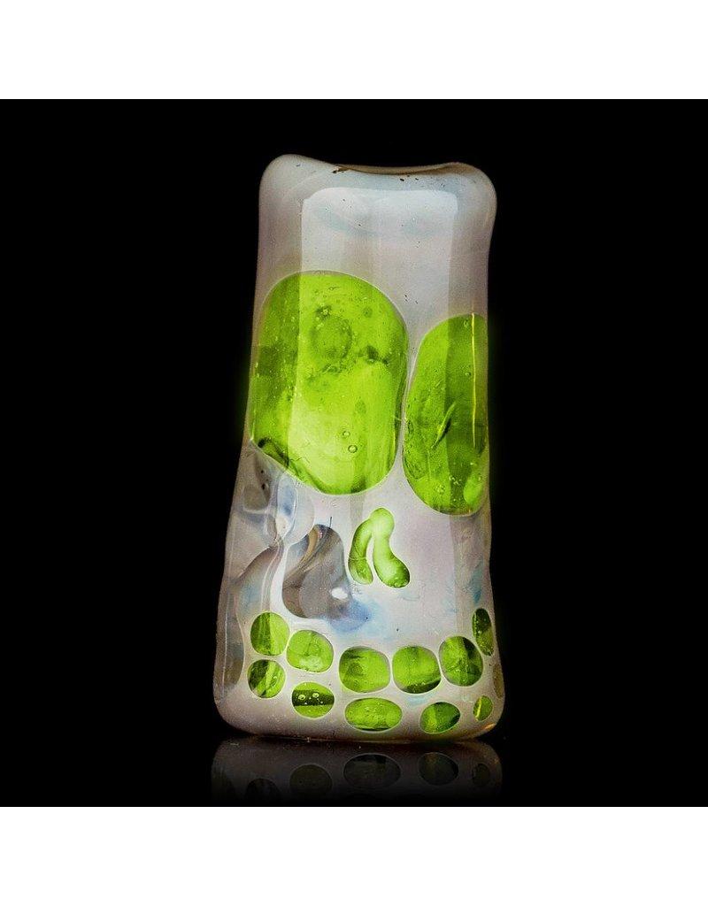 Bob Snodgrass Bob Snodgrass Skull Bead (UV) Snodgrass Family Glass
