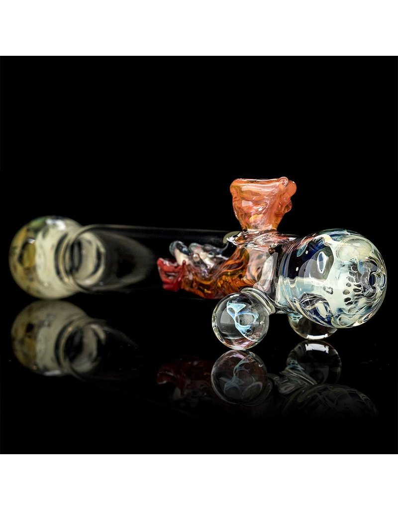Bob Snodgrass x Bob Badtram - All Bob Sections - Dragon in a Tube C* Snodgrass Family Glass