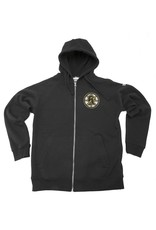 Witch DR Witch Dr Spoked Rx Zip Up Hoodie