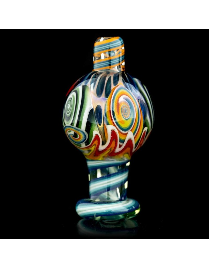 Dillinger Glass Dillinger Choas UV Bubble Cap #5