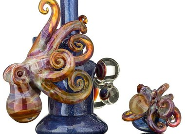 Bhaller Glass x Justin Barr