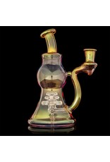Bashaw Glass Bashaw Glass Triple Maria Fumed Dab Rig