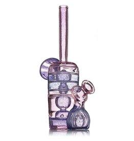 Jacob Vincent Jacob Vincent Rozay & Purple Lollipop Shapes in Shapes Ripple Bottle