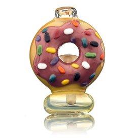 KGB Glass SOLD KGB Single Donut Rig
