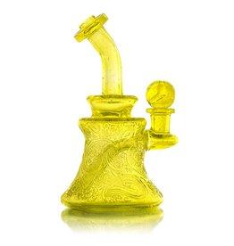 KURT B SOLD Kurt B Yellow Shades Jammer w/ Marble Cap