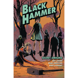 Black Hammer Vol 01: Secret Origins