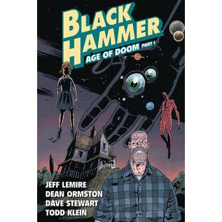 Black Hammer Vol 03: Age of Doom Part I