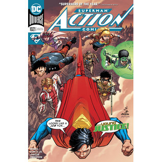 DC Comics Action Comics #1021