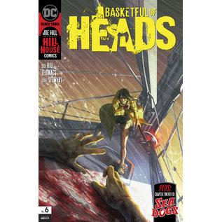 DC Comics Basketful of Heads #6 (Of 7)