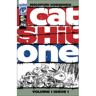 Cat Shit Vol 01 #1 (Of 3)