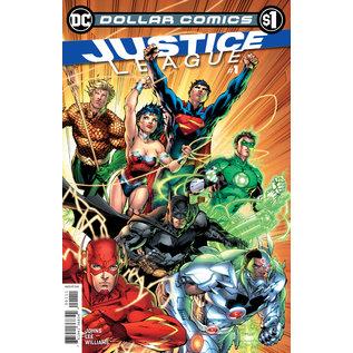 DC Comics Dollar Comics Justice League #1 2011