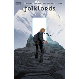 Folklords #5 (Of 5)