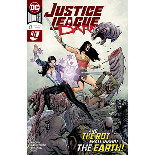 DC Comics Justice League Dark #21