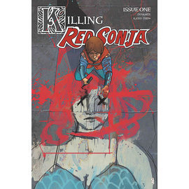 Dynamite Killing Red Sonja #1 Cover A Ward