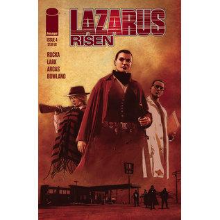 Image Comics Lazarus Risen #4