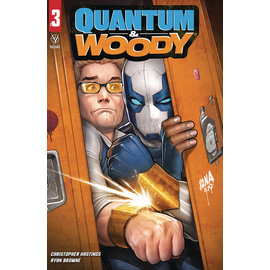 Quantum & Woody (2020) #3 (Of 4) Cover A Nakayama