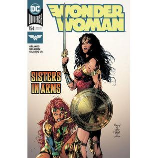 DC Comics Wonder Woman #754
