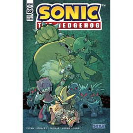 IDW PUBLISHING Sonic the Hedgehog #27 Cover A Wells & Graham