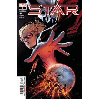 Marvel Comics Star #3 (Of 5)