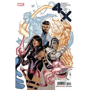 Marvel Comics X-Men Fantastic Four #3 (Of 4)