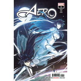 Marvel Comics Aero #9