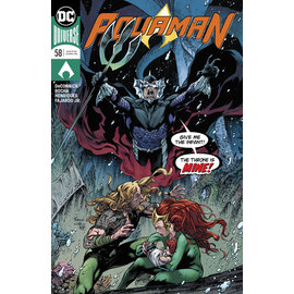 DC Comics Aquaman #58