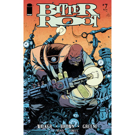 Image Comics Bitter Root #7 Cover A Greene