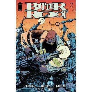 Image Comics Bitter Root #7 Cover A Greene