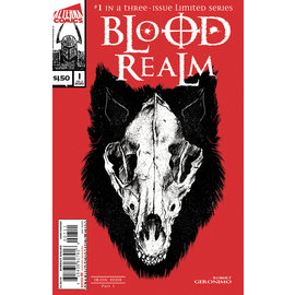ALTERNA COMICS Blood Realm Vol 3 #1