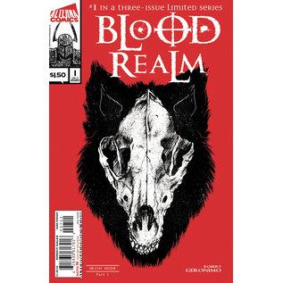 ALTERNA COMICS Blood Realm Vol 3 #1