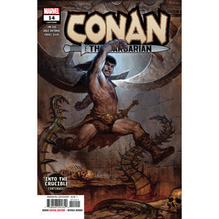 Marvel Comics Conan the Barbarian #14