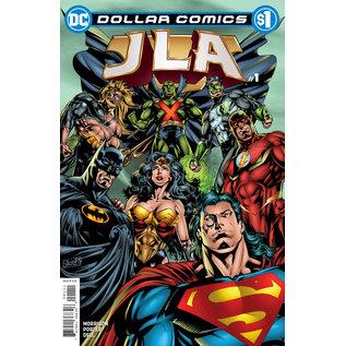 DC Comics Dollar Comics JLA #1