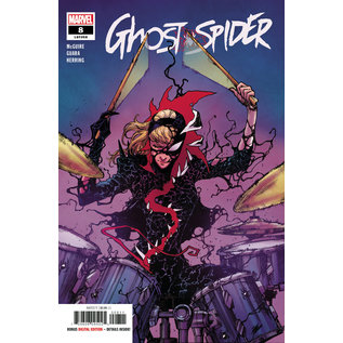 Marvel Comics Ghost-Spider #08 (2020)
