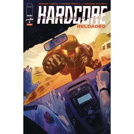 Image Comics Hardcore Reloaded #4 (Of 5)