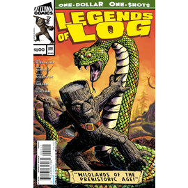 ALTERNA COMICS Legends of Log One Shot