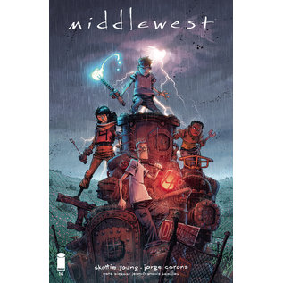 Image Comics Middlewest #16