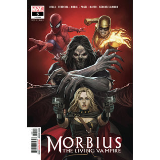 Marvel Comics Morbius #5