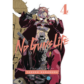 No Guns Life Gn Vol 04
